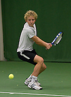 05-12-10, Tennis, Almere, Reaal WJC Masters, Olger van Gent