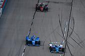 #3: Scott McLaughlin, Team Penske Chevrolet, #10: Alex Palou, Chip Ganassi Racing Honda