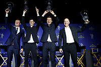 TCR champions #98 Byan Herta Autosport W Curb-Agajanian Hyundai Veloster N TCR, TCR: Mark Wilkins, Michael Lewis, GS champions #39 Carbahn Motorsports Audi R8, GS: Tyler McQuarrie, Jeff Westphal