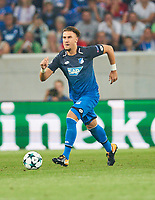 Ermin BICAKCIC, Hoff *** Local Caption *** Soccer Football - Champions League - Hoffenheim vs Liverpool - Qualifying Play-Off First Leg - Sinsheim, Germany - August 15, 2017<br />