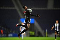 20th December 2020; Dragao Stadium, Porto, Portugal; Portuguese Championship 2020/2021, FC Porto versus Nacional; Pedrão of Nacional controls the ball off his chest