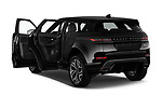 Car images of 2021 Land Rover Range-Rover-Evoque R-Dynamic 5 Door SUV Doors