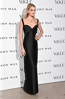 Lily Donaldson<br /> at the Vogue 100: A Century of Style exhibition opening held in the National Portrait Gallery, London.<br /> <br /> <br /> ©Ash Knotek  D3080 09/02/2016