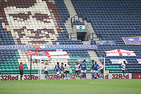 Preston North End's Deepdale without fans<br /> <br /> Photographer Mick Walker/CameraSport<br /> <br /> The EFL Sky Bet Championship - Preston North End v Cardiff  City - Saturday 27th June 2020 - Deepdale Stadium - Preston<br /> <br /> World Copyright © 2020 CameraSport. All rights reserved. 43 Linden Ave. Countesthorpe. Leicester. England. LE8 5PG - Tel: +44 (0) 116 277 4147 - admin@camerasport.com - www.camerasport.com