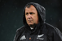 Ian Foster, New Zealand Assistant Coach, during the Quilter International match between England and New Zealand at Twickenham Stadium on Saturday 10th November 2018 (Photo by Rob Munro/Stewart Communications)