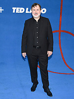 """15 July 2021 - West Hollywood, California - Jeremy Swift. Apple's """"Ted Lasso"""" Season 2 Premiere held at the Pacific Design Center. Photo Credit: Billy Bennight/AdMedia"""