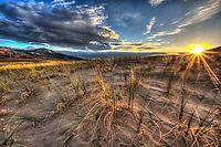 Kelso Dunes Sunset - Mojave National Preserve - CA