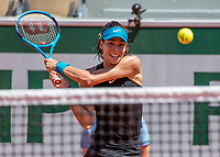 Paris, France, 27 May, 2018, Tennis, French Open, Roland Garros, AljaTomljanovic (AUS)<br /> Photo: Henk Koster/tennisimages.com