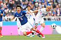 Soccer: 2018 J1 League: Yokohama F Marinos 1-2 Sagan Tosu