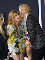 """LOS ANGELES, USA. December 11, 2019: Connie Britton & Nicole Kidman at the premiere of """"Bombshell"""" at the Regency Village Theatre.<br /> Picture: Paul Smith/Featureflash"""