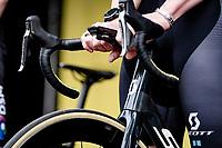 Team DSM pre Tour teams presentation of the 108th Tour de France 2021 in Brest at Le Grand Départ <br /> <br /> ©kramon