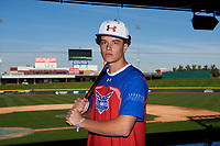 Irvin Murr III during the Under Armour All-America Tournament powered by Baseball Factory on January 17, 2020 at Sloan Park in Mesa, Arizona.  (Zachary Lucy/Four Seam Images)