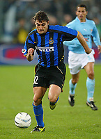 Vieri Inter<br /> Calcio 2002/2003<br /> Foto Andrea Staccioli/Insidefoto