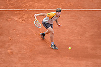 16th April 2021; Roquebrune-Cap-Martin, France;  Alejandro Davidovich Fokina (Esp) during the Rolex Monte Carlo Masters