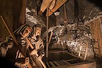 Europe/Voïvodie de Petite-Pologne/Environs de Cracovie/Wieliczka: Mine de Sel Wieliczka inscrite au patrimoine mondial UNESCO