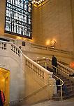Michael Jordan's The Steak House, Grand Central Station Balcony, New York, New York