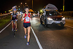 Participants compete during the Wings for Life World Run on May 3, 2015 in Yilan, Taiwan. Photo by Victor Fraile / Power Sport Images