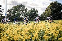 breakaway group<br /> <br /> 60th De Brabantse Pijl 2020 - La Flèche Brabançonne (1.Pro)<br /> 1 day race from Leuven to Overijse (BEL/197km)<br /> <br /> ©kramon