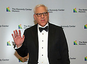 David M. Rubenstein, Chairman, John F. Kennedy Center for the Performing Arts, arrives for the formal Artist's Dinner honoring the recipients of the 41st Annual Kennedy Center Honors hosted by United States Deputy Secretary of State John J. Sullivan at the US Department of State in Washington, D.C. on Saturday, December 1, 2018. The 2018 honorees are: singer and actress Cher; composer and pianist Philip Glass; Country music entertainer Reba McEntire; and jazz saxophonist and composer Wayne Shorter. This year, the co-creators of Hamilton writer and actor Lin-Manuel Miranda, director Thomas Kail, choreographer Andy Blankenbuehler, and music director Alex Lacamoire will receive a unique Kennedy Center Honors as trailblazing creators of a transformative work that defies category.<br /> Credit: Ron Sachs / Pool via CNP