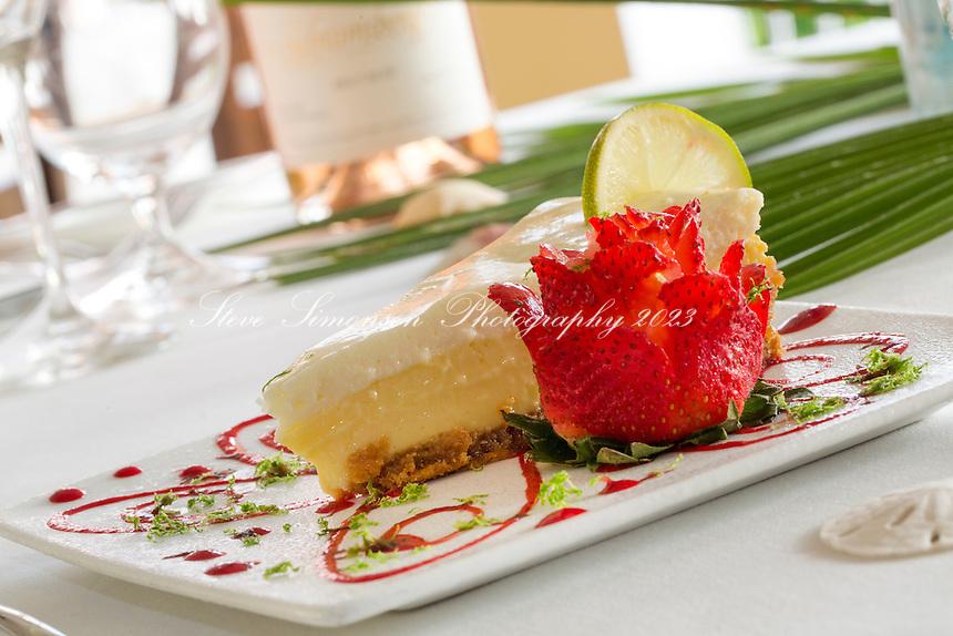 Key Lime Pie<br /> The Terrace<br /> Buccaneer Resort<br /> St. Croix