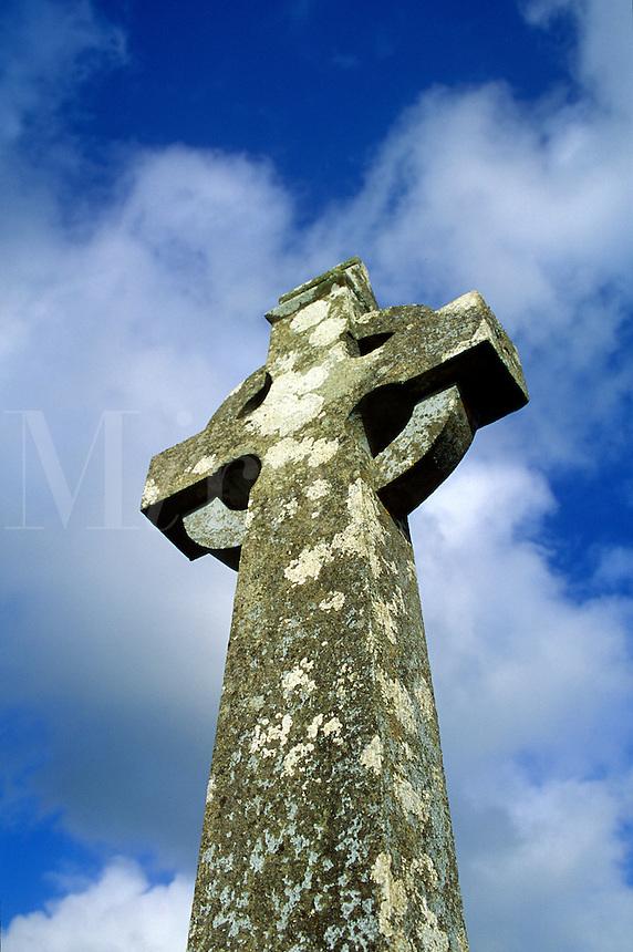High Celtic cross, Ireland