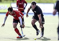 160319 International Hockey - NZ Black Sticks Men v Korea