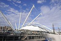 - Genova, Porto Antico e il Bigo<br /> <br /> - Genoa, Porto Antico and the Bigo