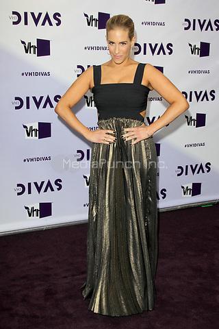 LOS ANGELES, CA - DECEMBER 16: Jenn Berman at VH1 Divas 2012 at The Shrine Auditorium on December 16, 2012 in Los Angeles, California. Credit: mpi21/MediaPunch Inc.