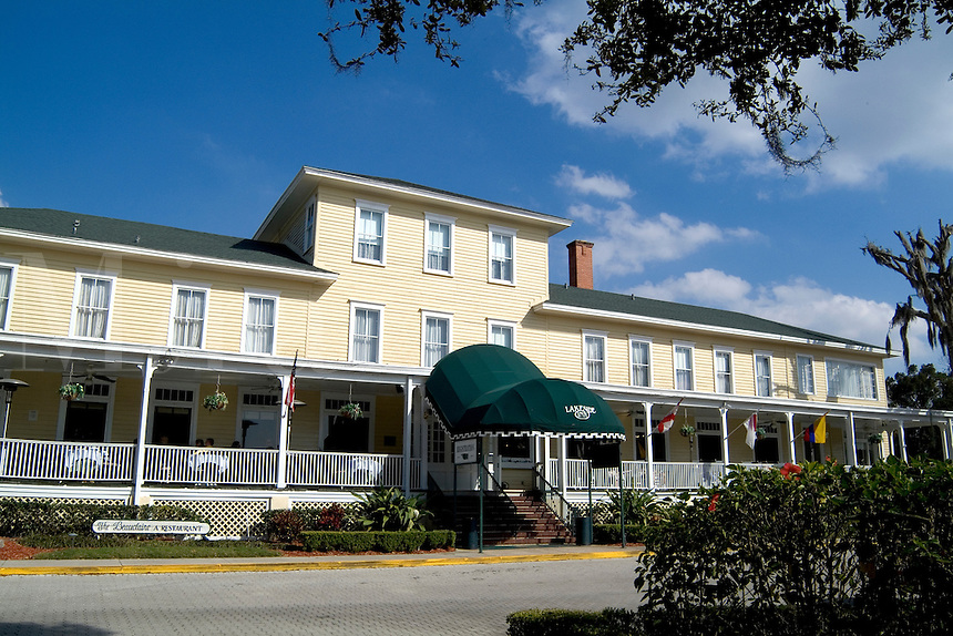 Famous Old Hotel Mount Dora Inn in Mt Dora Florid