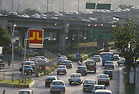 - Caracas, traffic....- Caracas, traffico