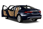 Car images of 2021 Jaguar XF SE 4 Door Sedan Doors