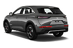 Car pictures of rear three quarter view of 2019 Ds DS-7-Crossback Performance-Line 5 Door SUV Angular Rear