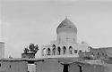 Iraq 1972.The mosque of Kader Karam . The village was razed to the ground  in 1988 except for the mosque.Irak 1972.La mosquee de Kader Karam. Le village a ete totalement detruit en 1988, sauf la mosquee.