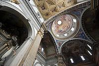 Italien, Umbrien, im Dom in Citta di Castello
