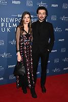 Alex Zane<br /> arriving for the Newport Beach Film Festival UK Honours 2020, London.<br /> <br /> ©Ash Knotek  D3551 29/01/2020