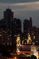Mundurucus.<br /> Belém, Pará, Brasil.<br /> Foto Paulo Santos<br /> 15/01/2014