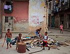Sept. 4, 2011; Havana, Cuba..Photo by Matt Cashore/University of Notre Dame