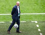 14.06.2021 Scotland v Czech Republic:  Steve Clarke