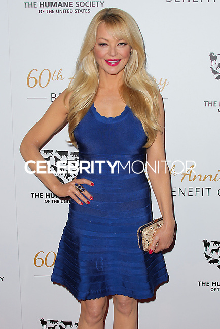 BEVERLY HILLS, CA, USA - MARCH 29: Charlotte Ross at The Humane Society Of The United States 60th Anniversary Benefit Gala held at the Beverly Hilton Hotel on March 29, 2014 in Beverly Hills, California, United States. (Photo by Xavier Collin/Celebrity Monitor)