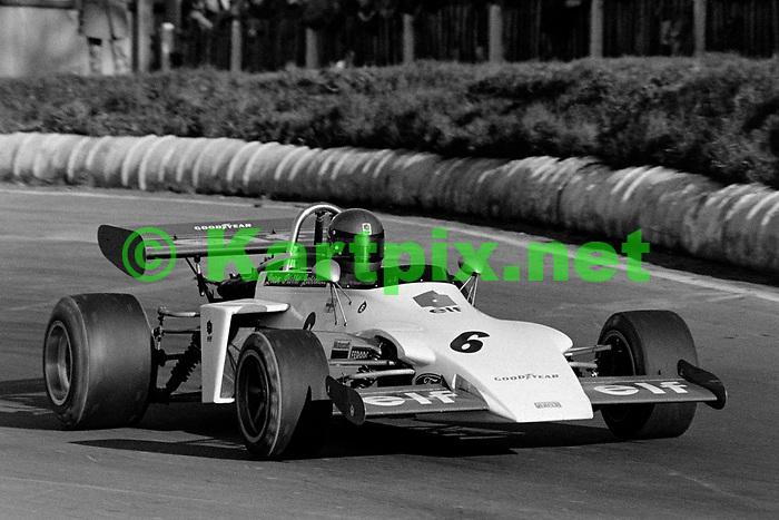 Jean-Pierre Jabouille - Elf Coombs Racing, John Player Formula 2 Championship Race 1972, European Championship for F2 Drivers Rd 1, John Player British F2 Championship  Rd 1, Mallory Park.