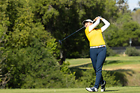 STANFORD, CA - APRIL 23: Eun Soo Jeon at Stanford Golf Course on April 23, 2021 in Stanford, California.