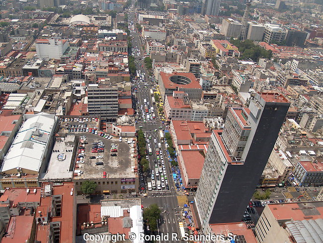 MEXICO CITY BOASTS the WORLD's LARGEST POPULATION