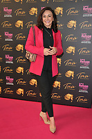 """Shirley Ballas at the """"Tina: The Tina Turner Musical"""" Refuge gala performance, Aldwych Theatre, Aldwych, on Sunday 10th October 2021, in London, England, UK. <br /> CAP/CAN<br /> ©CAN/Capital Pictures"""