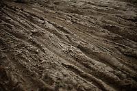 mud tracks<br /> <br /> GP Sven Nys 2014