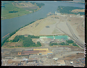 "Ackroyd C05581-1 ""Bob Neumeister. CH2M. Aerials. June 7, 1982"", ""Coal Yard"" (Rivergate)"