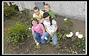 29/08/2007       Copyright Pic: James Stewart.File Name : 02_garden.CHILDREN FROM HALLGLEN IN THE COMMUNITY GARDEN THEY HOPE TO RESTORE.....James Stewart Photo Agency 19 Carronlea Drive, Falkirk. FK2 8DN      Vat Reg No. 607 6932 25.Office     : +44 (0)1324 570906     .Mobile   : +44 (0)7721 416997.Fax         : +44 (0)1324 570906.E-mail  :  jim@jspa.co.uk.If you require further information then contact Jim Stewart on any of the numbers above........