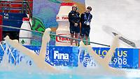 CERRUTI Linda - FERRO Costanza Italy ITA<br /> Gwangju South Korea 18/07/2019<br /> Artistic Swimming Duet Free Final<br /> 18th FINA World Aquatics Championships<br /> Yeomju Gymnasium <br /> Photo © Giorgio Scala / Deepbluemedia / Insidefoto