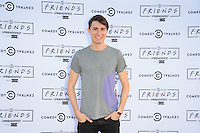 Tom Rosenthal<br /> at the launch party for Comedy Central's FriendsFest, presented by The Luna Cinema at Haggerston Park.<br /> <br /> ©Ash Knotek  D3146  23/08/2016