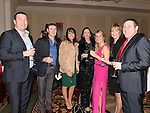 Staff and partners of Wheels And Heels Ardee pictured at the Ardee Traders Awards night in the Nuremore hotel Carrickmacross. Photo:Colin Bell/pressphotos.ie