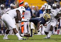University of South Florida Bulls vs University of Pittsburgh Panthers